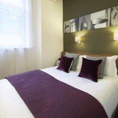 Отель Citadines Apart'hotel Holborn-Covent Garden London Великобритания, Лондон - отзывы, цены и фото номеров - забронировать отель Citadines Apart'hotel Holborn-Covent Garden London онлайн комната для гостей фото 5