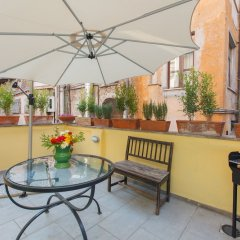 Апартаменты Ripa Terrace Trastevere Apartment