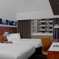 Отель DoubleTree by Hilton Metropolitan - New York City США, Нью-Йорк - 9 отзывов об отеле, цены и фото номеров - забронировать отель DoubleTree by Hilton Metropolitan - New York City онлайн комната для гостей фото 3