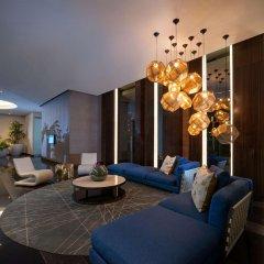 Отель Embassy Suites by Hilton Santo Domingo интерьер отеля