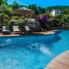 Hotel Cernia Isola Botanica Марчиана бассейн фото 3