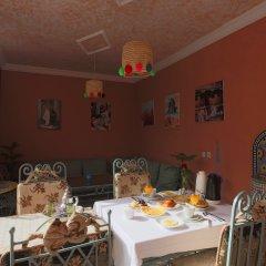 Отель Riad De La Semaine питание