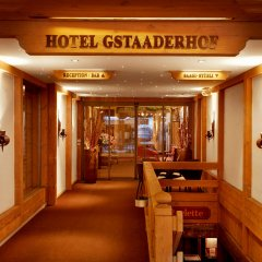 Gstaaderhof Swiss Quality Hotel спа