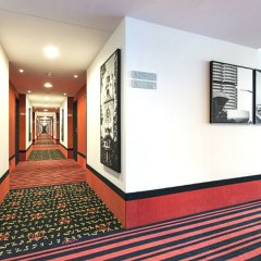 Отель Holiday Inn Munich - Westpark Мюнхен интерьер отеля