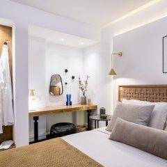 Отель Amelot Art Suites Греция, Остров Санторини - отзывы, цены и фото номеров - забронировать отель Amelot Art Suites онлайн комната для гостей фото 5