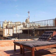 Отель Avenida Apartments Ripoll WHITE Испания, Барселона - отзывы, цены и фото номеров - забронировать отель Avenida Apartments Ripoll WHITE онлайн балкон