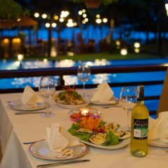 Отель Sunny Beach Resort Фантхьет питание