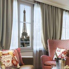 Отель La Clef Tour Eiffel (ex. Citadines Suites Arc de Triomphe) комната для гостей