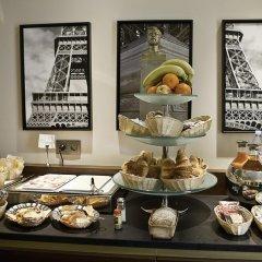 Отель Sevres Montparnasse питание