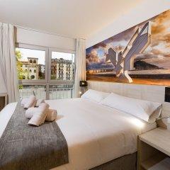 Отель Atotxa Rooms Сан-Себастьян комната для гостей фото 4