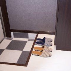 Отель Aruko Residence Tenjin Minami Фукуока удобства в номере
