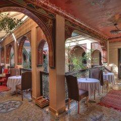 Отель Dar Anika Марокко, Марракеш - отзывы, цены и фото номеров - забронировать отель Dar Anika онлайн интерьер отеля фото 3