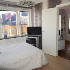 Отель Bed & Breakfast Stockholm at Mariatorget комната для гостей