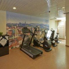 Отель NH Porta Barcelona фитнесс-зал