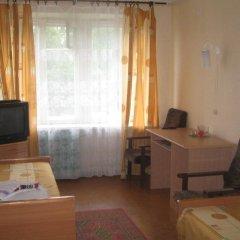 Гостиница АМАКС Россия комната для гостей фото 4