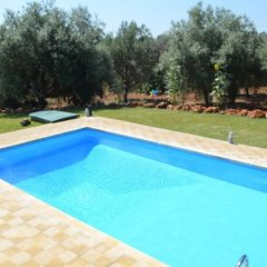 Отель Villa With 2 Bedrooms in Floridia, With Private Pool, Enclosed Garden and Wifi - 12 km From the Beach Флорида фото 3