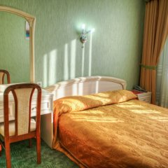 Отель Доминик Донецк комната для гостей фото 5
