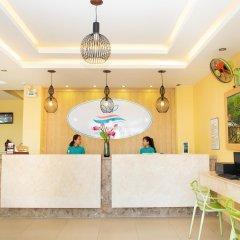 Отель Waterfront Hoi An Resort интерьер отеля