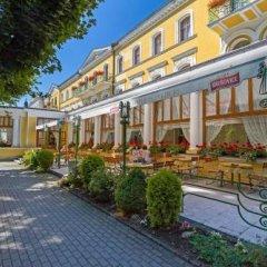 Lázeňský Hotel Belvedere *** Франтишкови-Лазне фото 18