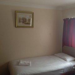 Park Hotel Лондон комната для гостей