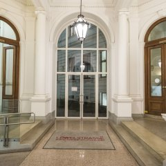 Отель Palais Rathaus by Welcome2Vienna Австрия, Вена - отзывы, цены и фото номеров - забронировать отель Palais Rathaus by Welcome2Vienna онлайн ванная