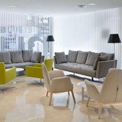 Отель NH Ciudad de Santander Испания, Сантандер - отзывы, цены и фото номеров - забронировать отель NH Ciudad de Santander онлайн комната для гостей фото 2