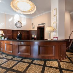 Отель President Италия, Римини - 1 отзыв об отеле, цены и фото номеров - забронировать отель President онлайн интерьер отеля фото 2