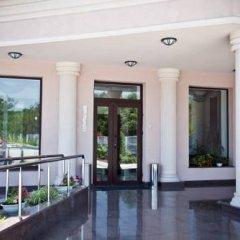 Aurora Hotel Донецк фитнесс-зал