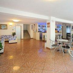 Hotel Samoa Римини интерьер отеля