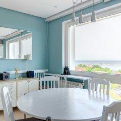 Апартаменты Dom & House - Level Eleven Apartment Sea View в номере