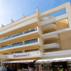 Отель ATOL Солнечный берег вид на фасад