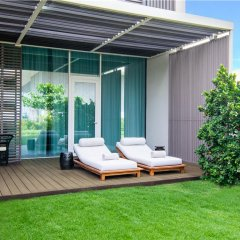 Отель The Oberoi Beach Resort Al Zorah ОАЭ, Аджман - 1 отзыв об отеле, цены и фото номеров - забронировать отель The Oberoi Beach Resort Al Zorah онлайн фото 3