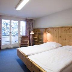 Отель Spengler Hostel Швейцария, Давос - отзывы, цены и фото номеров - забронировать отель Spengler Hostel онлайн комната для гостей фото 6