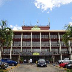 Отель Surestay By Best Western Guam Palmridge Барригада парковка