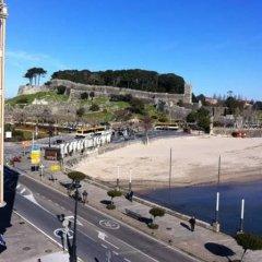 Отель Pinzon Испания, Байона - отзывы, цены и фото номеров - забронировать отель Pinzon онлайн пляж фото 2