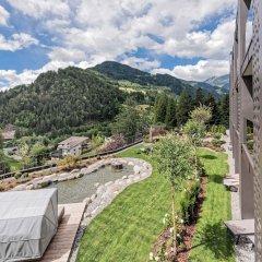 Hotel Bad Fallenbach Горнолыжный курорт Ортлер балкон