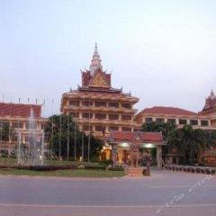 City Angkor Hotel спортивное сооружение