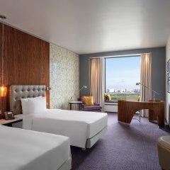 Hilton Saint Petersburg Expoforum Hotel комната для гостей фото 8