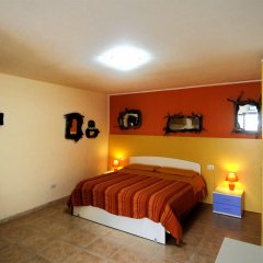 Отель Il Sogno di Alghero Алжеро сейф в номере
