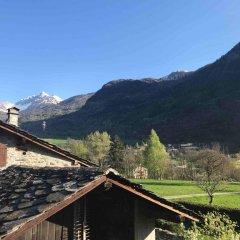 Mont Blanc Hotel Village балкон