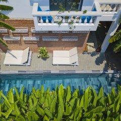 Отель Hoi An Rustic Villa бассейн фото 2