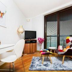 Отель Autobudget Apartments Towarowa Польша, Варшава - отзывы, цены и фото номеров - забронировать отель Autobudget Apartments Towarowa онлайн фото 8
