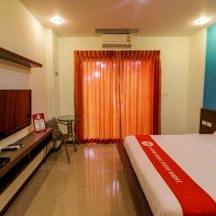 Отель NIDA Rooms Phuket Cape Pearl комната для гостей