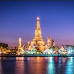 Отель Smile Buri House Бангкок приотельная территория