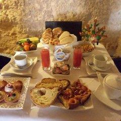 Отель Caveoso Матера питание