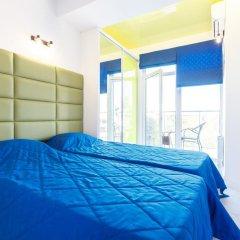 Апартаменты Morskie Apartments Сочи комната для гостей фото 4