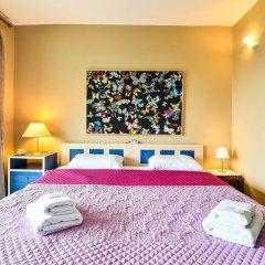Отель Beachside Bungalows сейф в номере