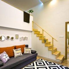 Апартаменты Andrássy Apartment Downtown комната для гостей фото 2