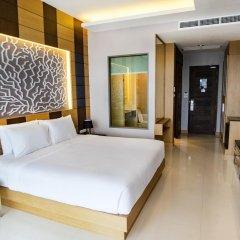 Отель Aqua Resort Phuket 4* Номер Делюкс с различными типами кроватей