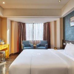 Отель Insail Hotels (Huanshi Road Taojin Metro Station Guangzhou ) Китай, Гуанчжоу - отзывы, цены и фото номеров - забронировать отель Insail Hotels (Huanshi Road Taojin Metro Station Guangzhou ) онлайн комната для гостей